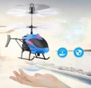 helikopter sensor tangan