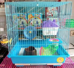 kandang hamster tingkat ukuran besar