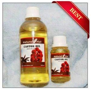 natural hut castor oil terlaris