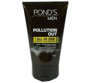 ponds men pollution out