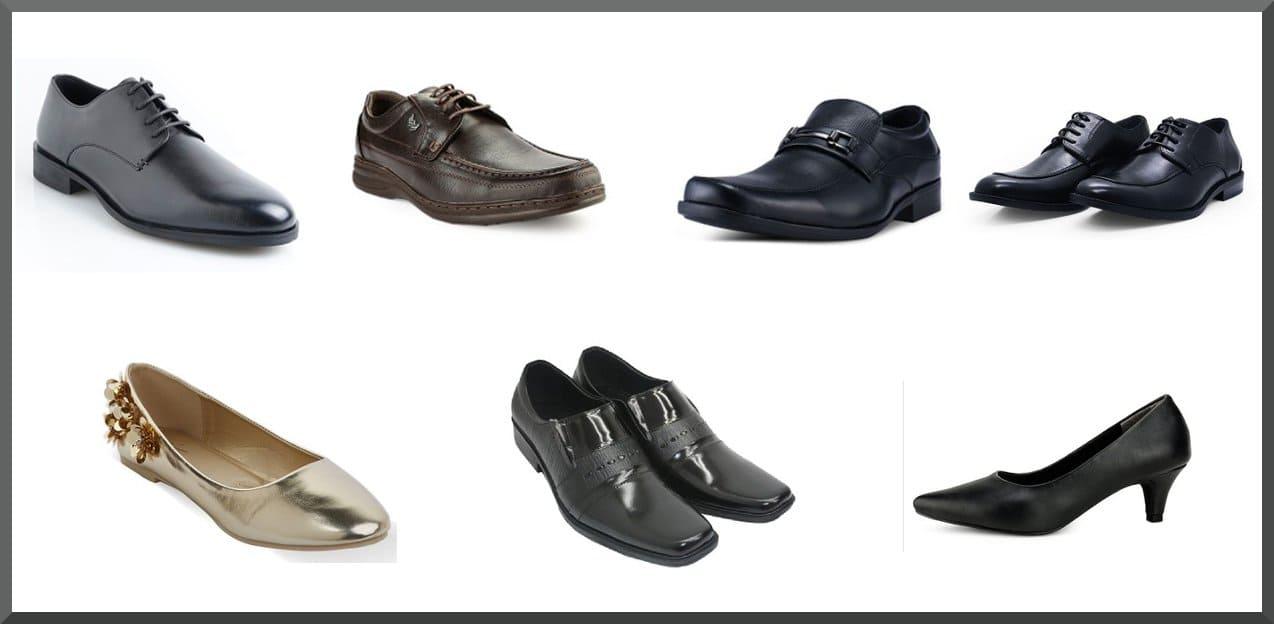 merk sepatu formal terbaik pria wanita