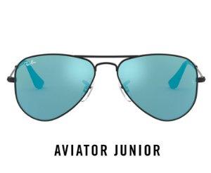 ray-ban aviator junior