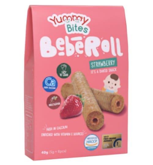 Bebe Roll by Yummy Bites