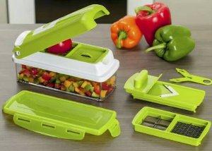 Genius Set slicer alat pemotong sayuran