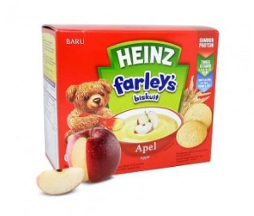 Heinz Farley's Biskuit Bayi