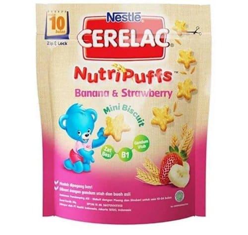Nestle Cerelac NutriPuffs