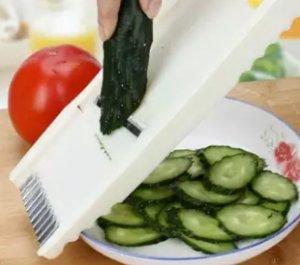 Parutan Sayuran dan buah 4in1 Multifungsi