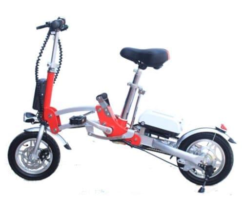Sepeda listrik Lipat Antelope Flash