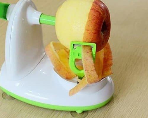 apple peeler praktis