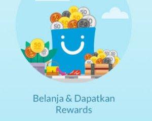 blibli poin rewards member baru