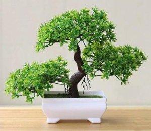 bonsai plastik termurah dan terlaris