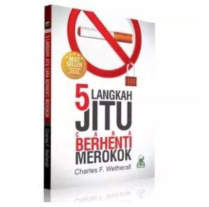 buku cara berhenti merokok