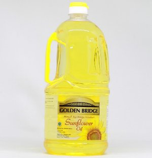 golden bridge sunflower oil