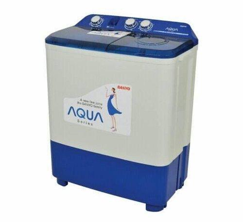 mesin cuci 2 tabung Aqua QW-780XT