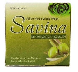 savina plus kolagen talas jepang