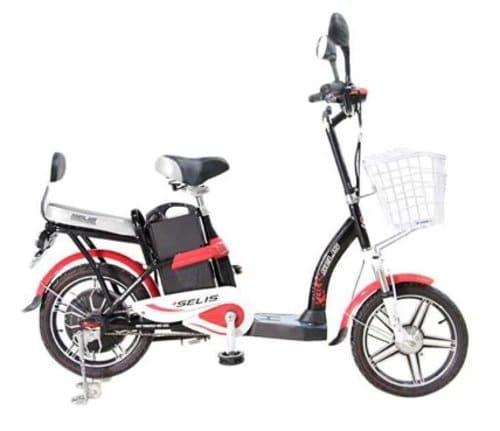 sepeda listrik 2 jutaan Selis Grand Butterfly