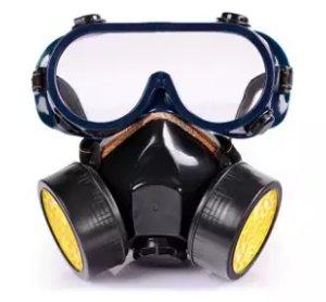 Masker Gas Kimia Kacamata