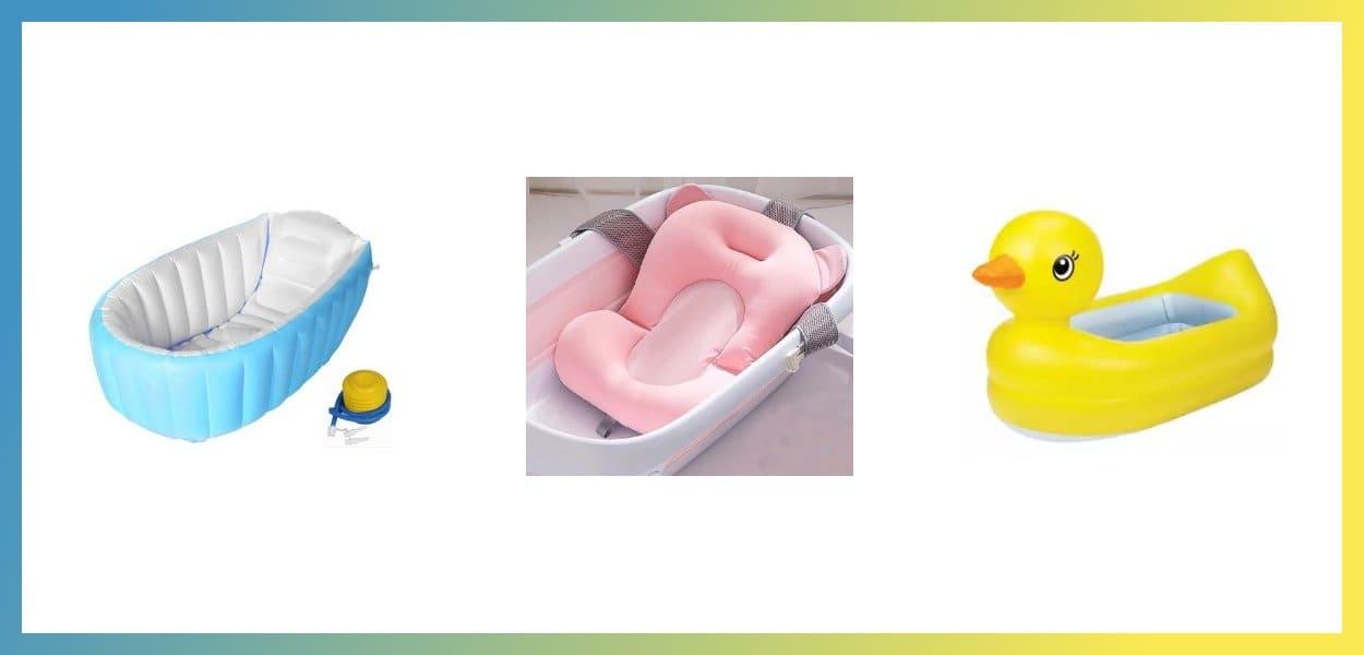 7 Bak Mandi Bayi Terbaik Yang Aman Digunakan