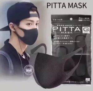 pitta mask masker anti debu bisa di cuci
