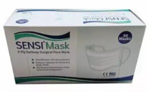 sensi mask masker anti debu terbaik