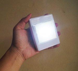 switchlight lampu sentuk kotak