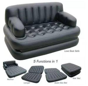 Bestway Air Sofa Bed 5 in 1 Double