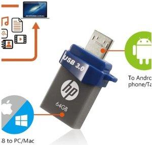 HP X790M USB 3.0 OTG Micro 32GB
