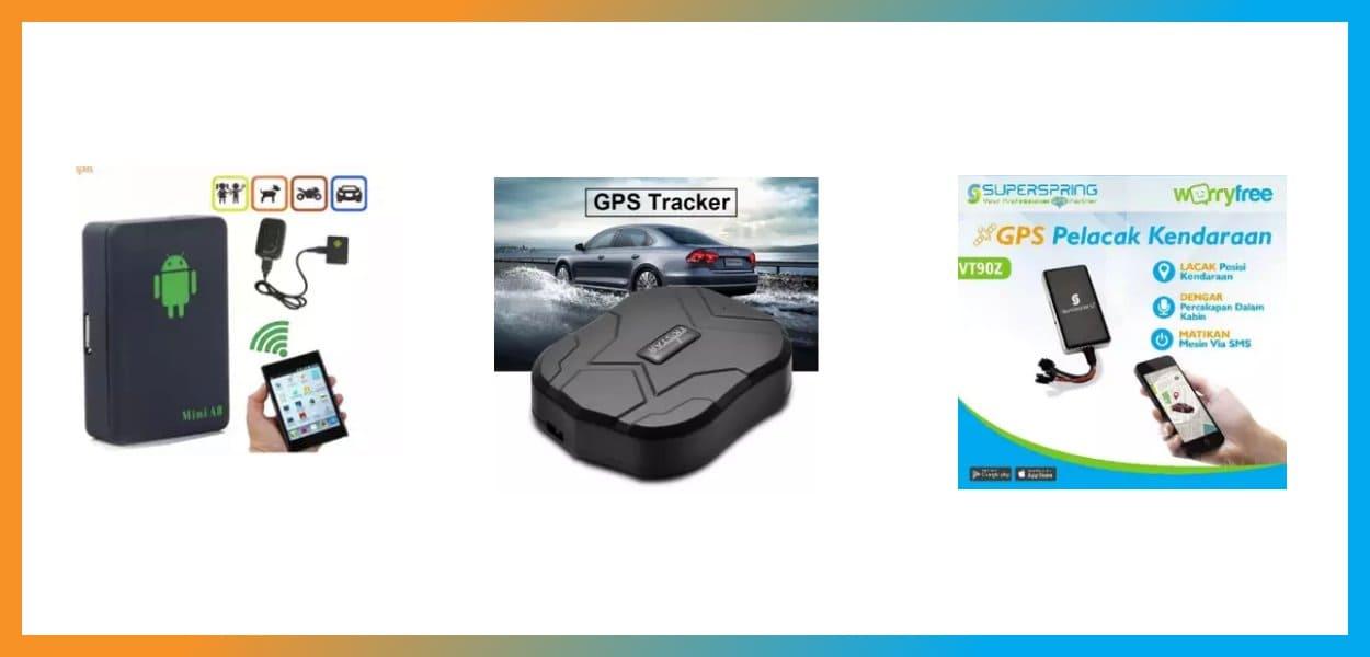 7 GPS Tracker Terbaik Harga Murah Mulai 100 Ribuan