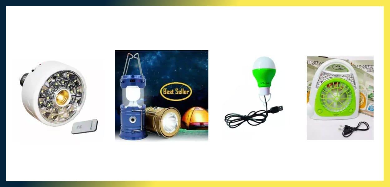 merk lampu emergency terbaik otomatis dan manual