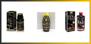 merk madu hitam pahit terbaik