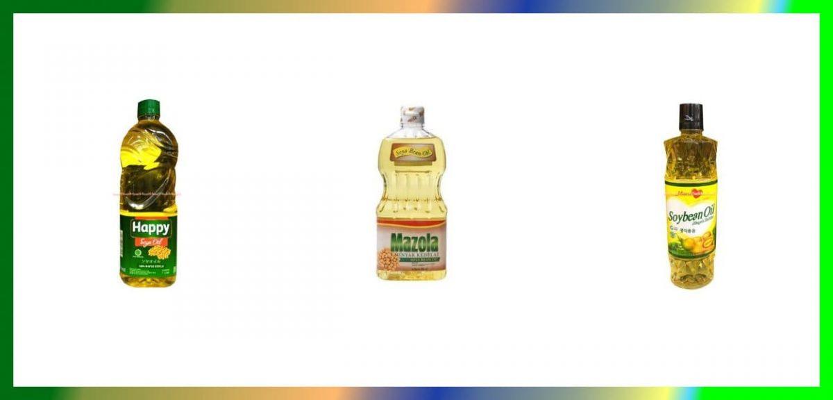 minyak kedelai terbaik untuk masak