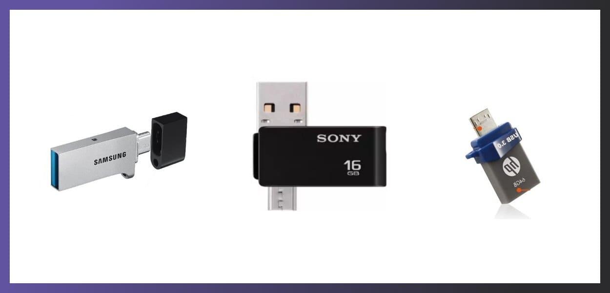 7 Merk USB Flashdisk OTG Terbaik Murah Berkualitas