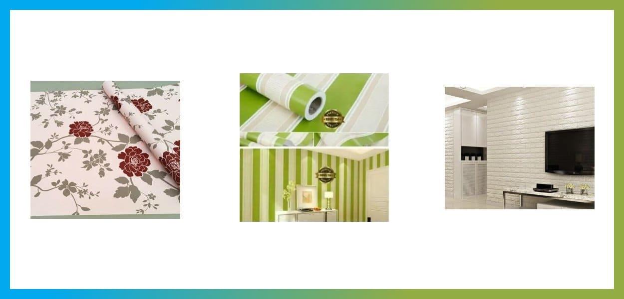 merk wallpaper dinding terbaik harga murah daya tahan lama