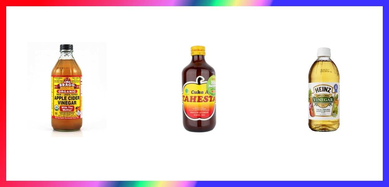 merk cuka apel terbaik halal mui terdaftar bpom