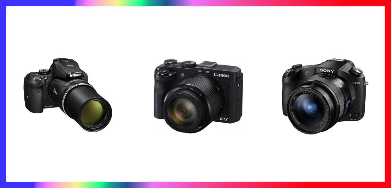 7 Merk Kamera Zoom Terbaik Mirorless dan DSLR