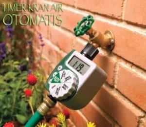 digital timer kran air otomatis