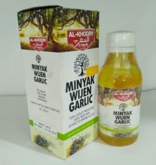 Al Khodry Sesame Extra Virgin Garlic Oil