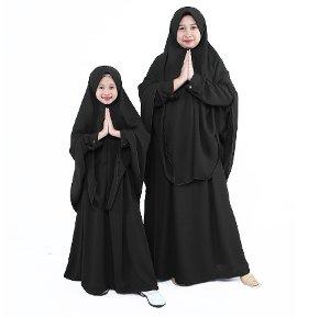 Bajuyuli Gamis Couple Ibu Anak