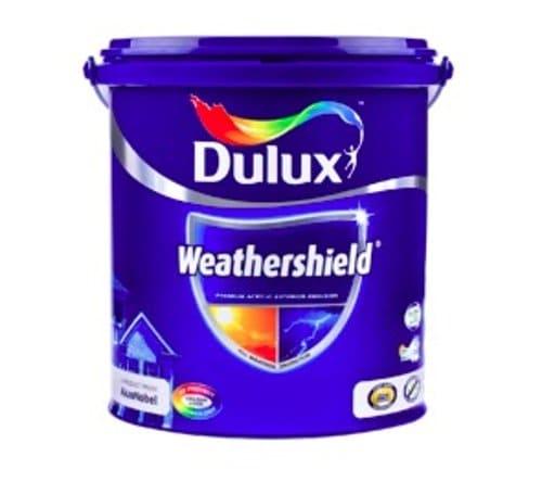 Cat Tembok Eksterior Dulux Weathershield