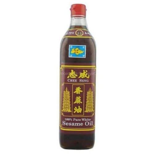 Chee Seng sesame oil