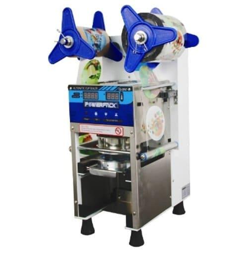 Cup Sealer Full Otomatis Powerpack CS-ZF07
