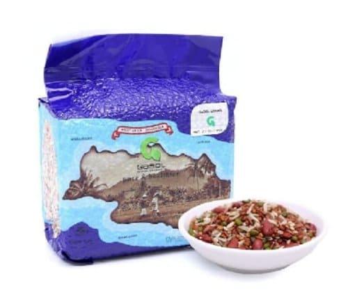 Gasol Mix Five Grains untuk bayi