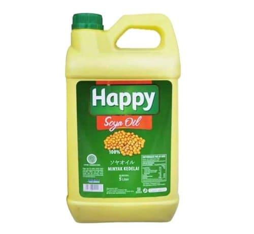 Happy Soya Oil terbaik