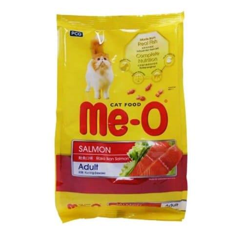 MeO Cat Food Rasa Salmon