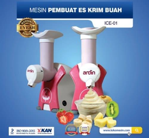 Mesin Es Krim Buah Ardin ICE-01