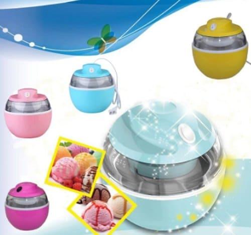 Mesin Ice Cream Sunsir teknologi jepang
