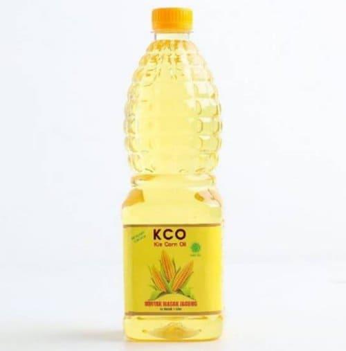 Minyak Jagung KCO Kie Corn Oil