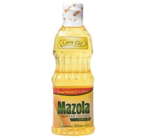 Minyak Jagung Mazola terbaik