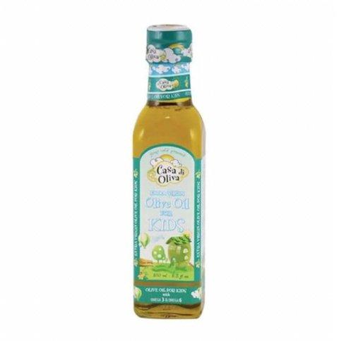 Minyak Zaitun Untuk MPASI Bayi Casa Di Oliva EVOO