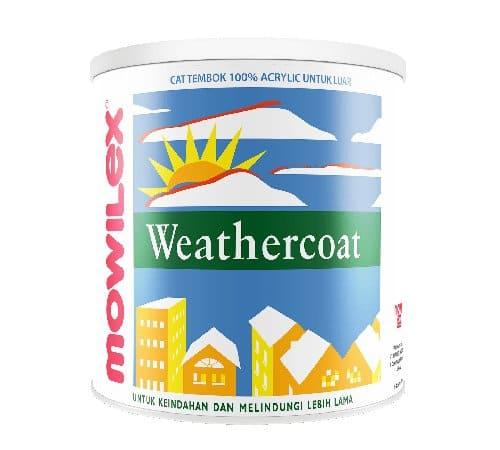 Mowilex Weathercoat Premium Exterior Paint